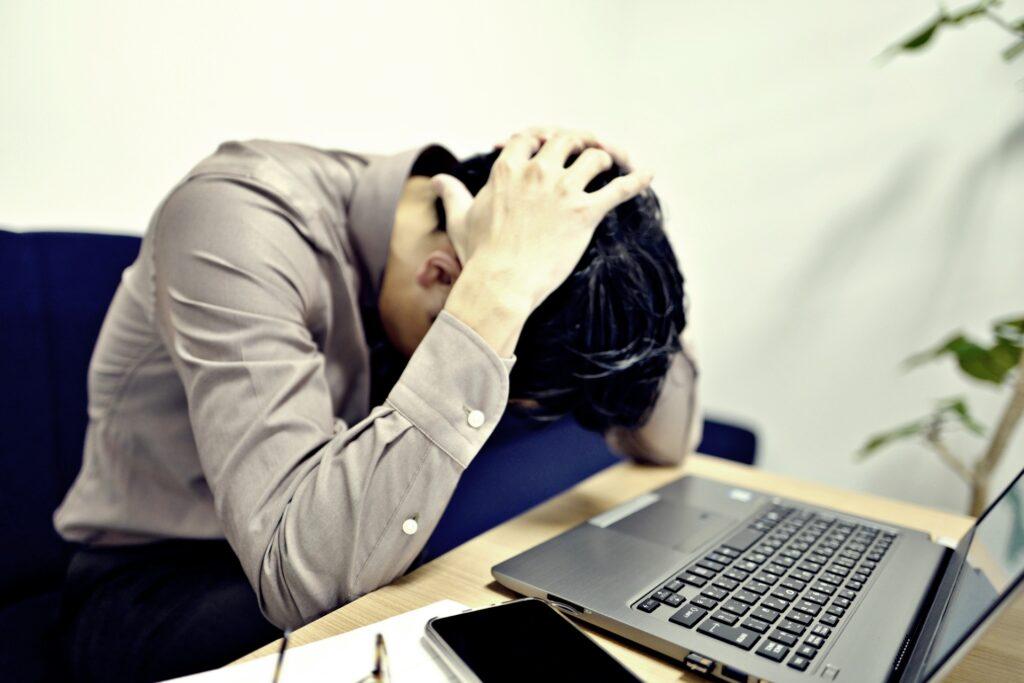 プログラミング挫折