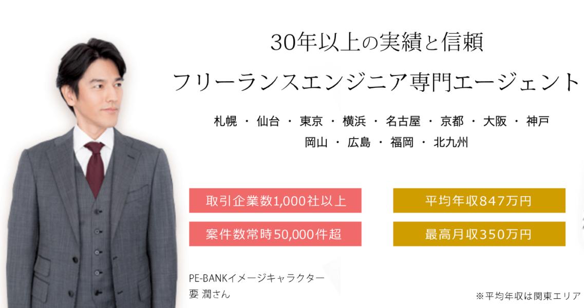 PE-BANK(ピーイーバンク)