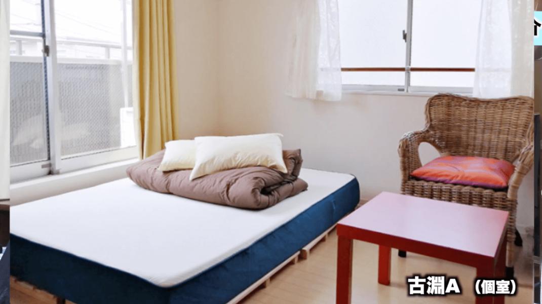 古淵A個室部屋