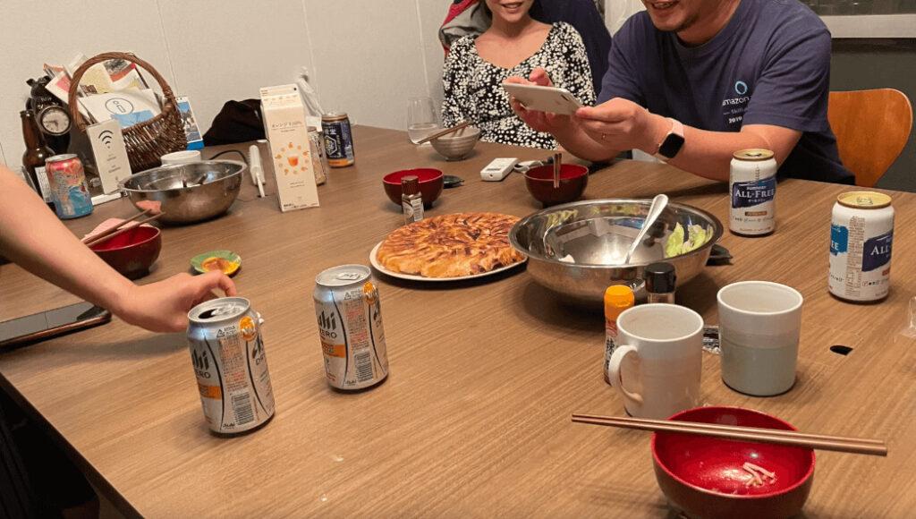 ADDress食事会